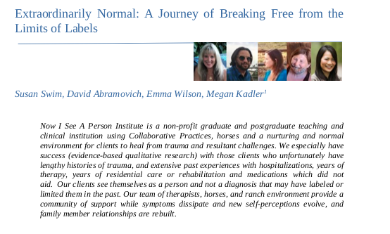 Extraordinarily Normal: A journey of breaking free from the Limits of Labels